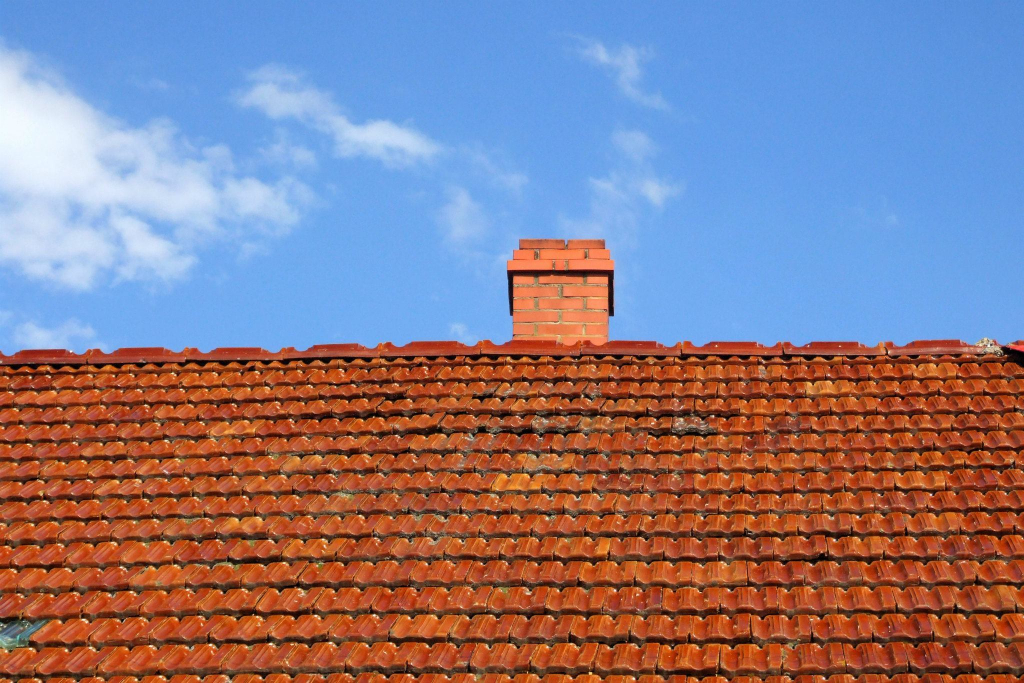 Buildings – the roof tile